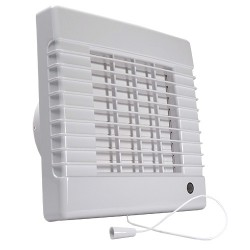 Domestic fan Dalap LV with pull cord switch