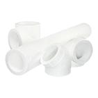 Polystyrene round insulation system